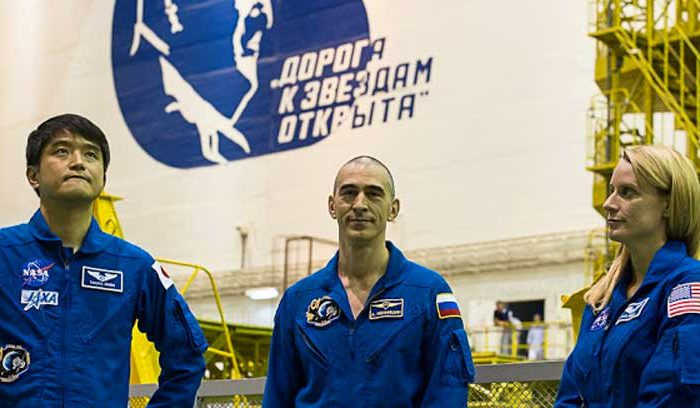 Космонавты-впервые-полетят-на-орбиту-на-Союз-МС
