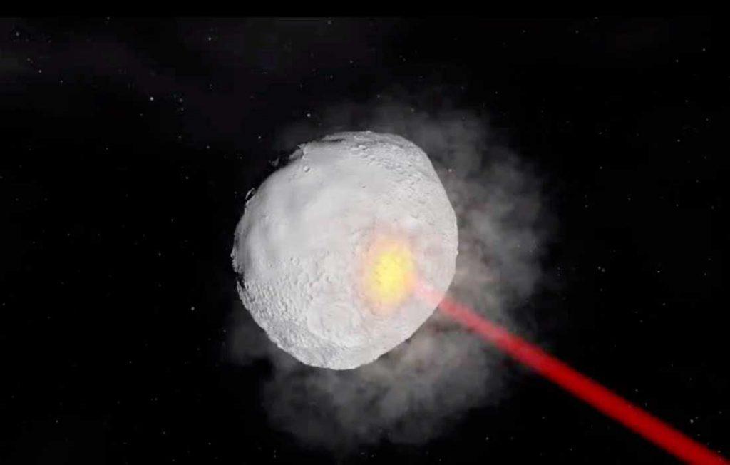 Может-ли-лазерное-оружие-обезопасить-Землю-от-космических-объектов