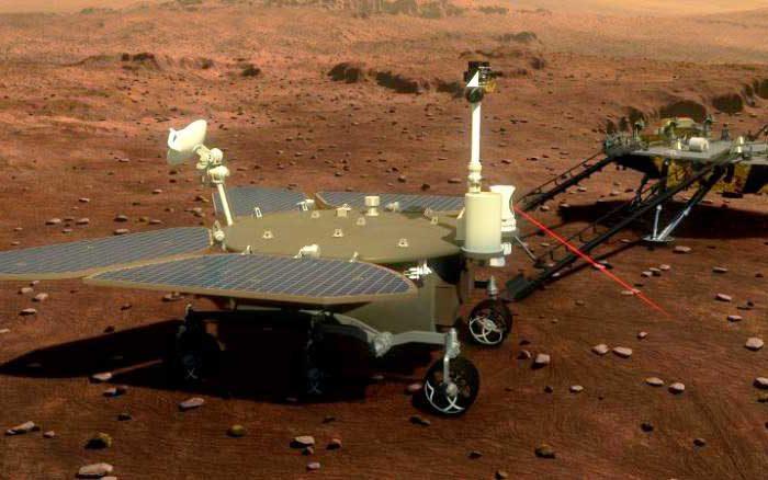 Китай-отправит-вездеход-на-Марс-в-2020-году