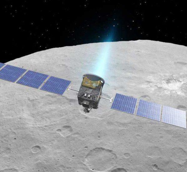 НАСА отказывается от планов отправить Dawn к еще одному астероиду.