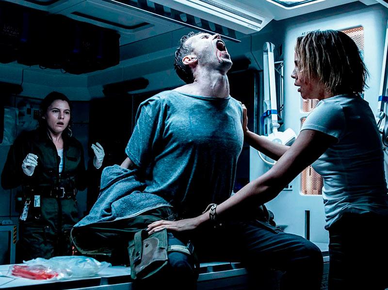 «Чужой: Завет» - долгожданный приквел серии фильмов о ксеноморфах