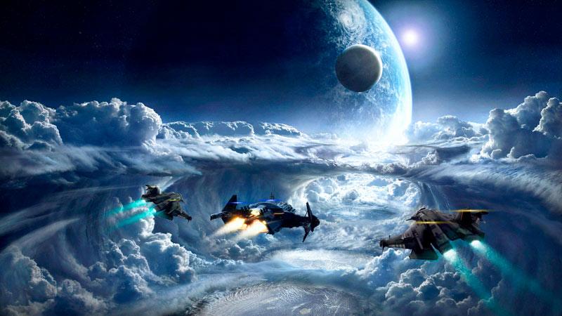 обзоры лучших фантастических фильмов про космос
