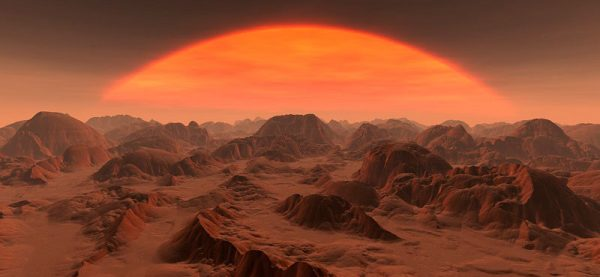 ExoMars поиск жизни на Марсе