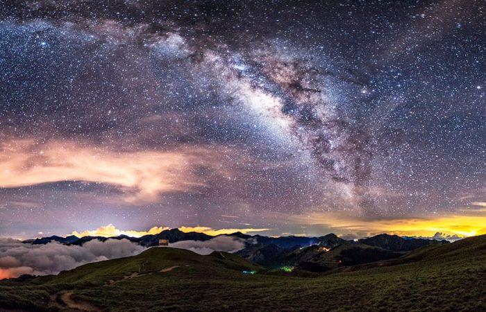 загадочное движение звезд в Млечном Пути