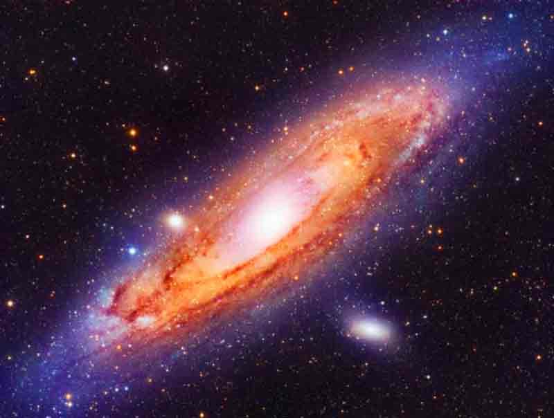 Андромеда – несколько интересных фактов о галактике «по соседству»