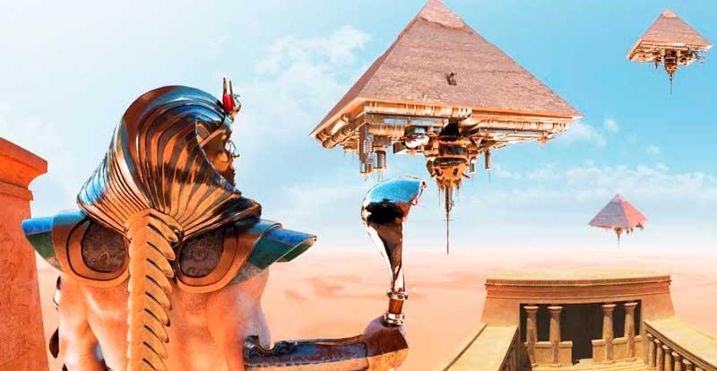 Древнеегипетская цивилизация основана пришельцами