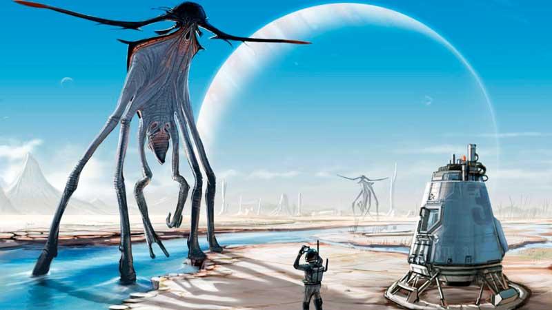Цивилизации далекого космоса. Контакт