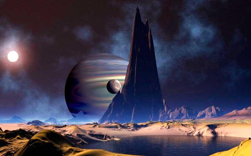 Край Вселенной