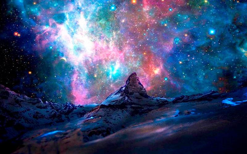 Под небом фиолетовой звезды