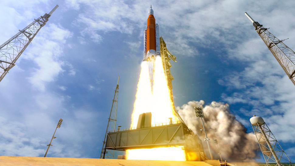 Для запуска «Ориона» будут применять частные ракеты