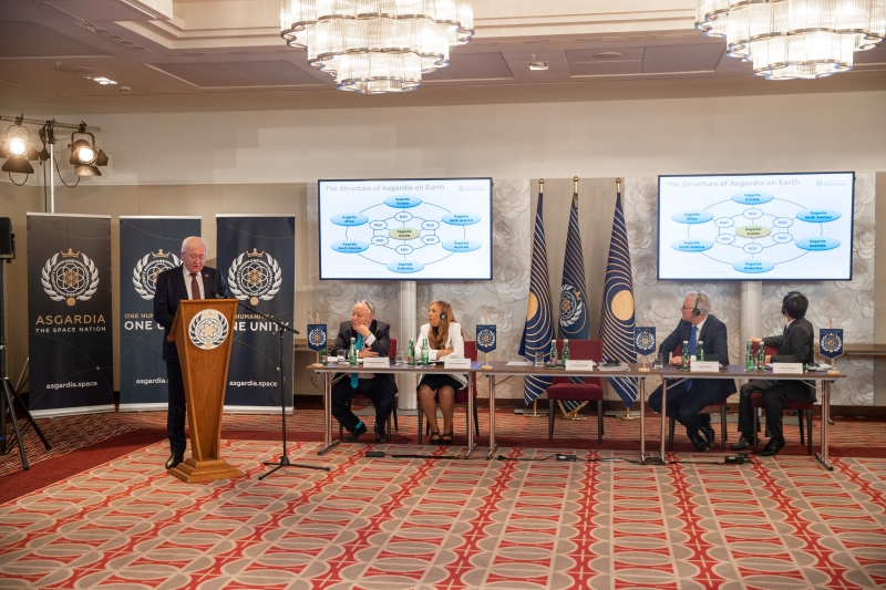 Мир без границ: что обсуждали руководители Асгардии на конгрессе