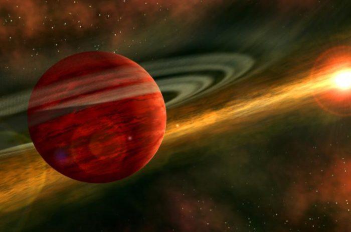 Как Юпитер оказался там, где сейчас расположен