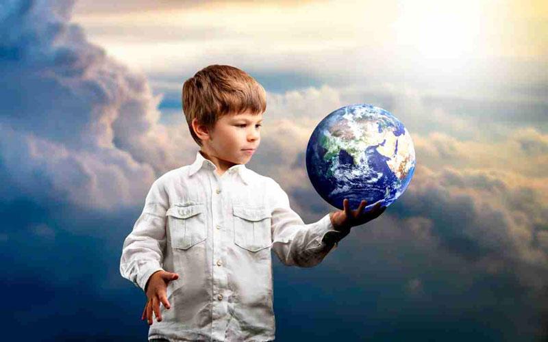 Мы все пришельцы в этом мире