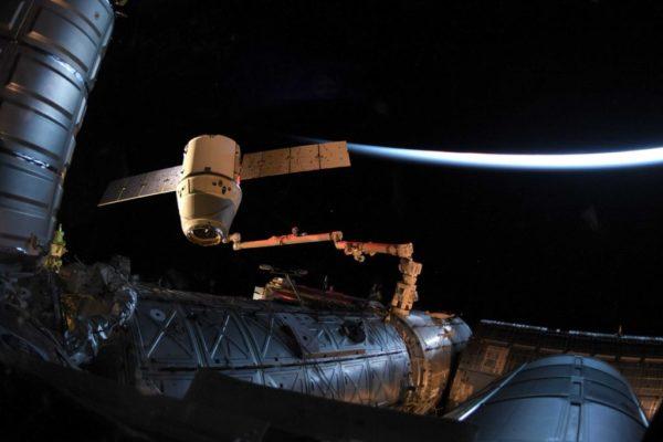 НАСА планирует лунную программа и рассматривает водоросли в качестве биотоплива
