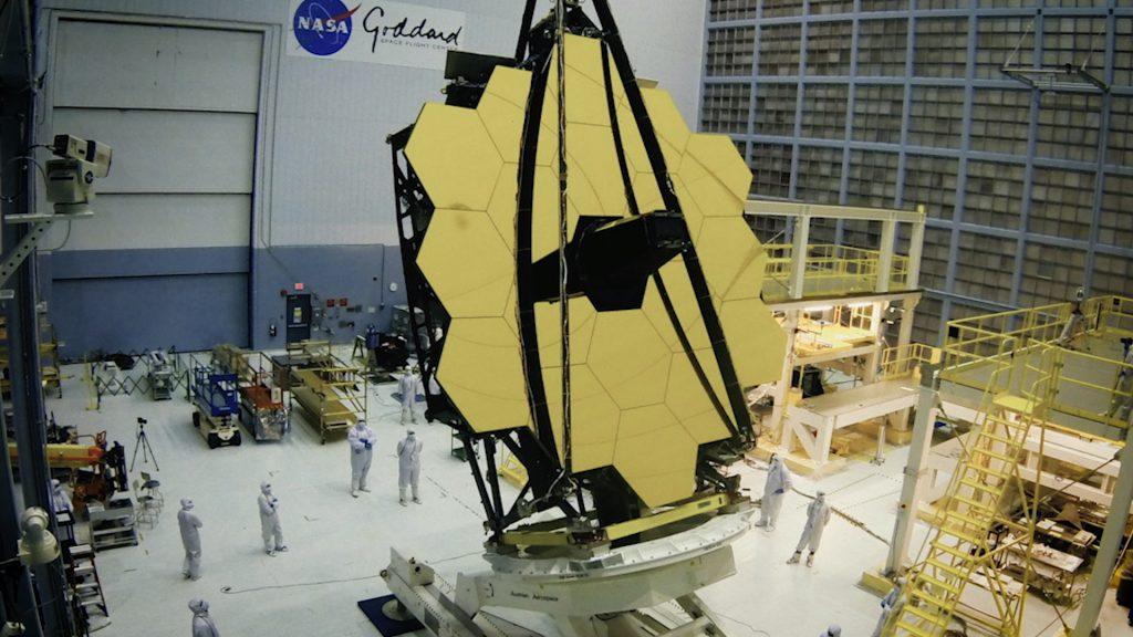 НАСА: космический телескоп James Webb собран