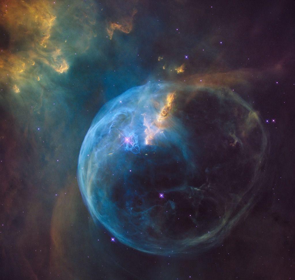 Вселенная создана искусственным интеллектом