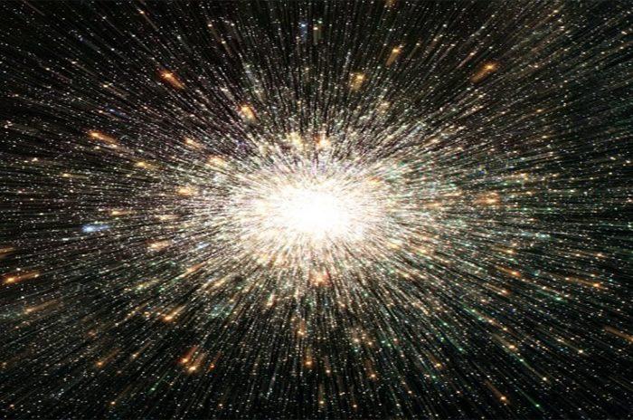 Космические взрывы