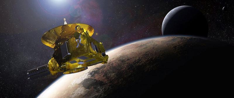 изучение Плутона