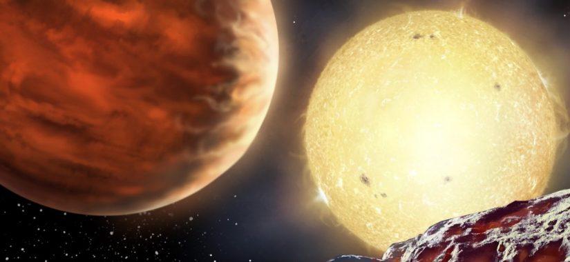 открыли новую планету