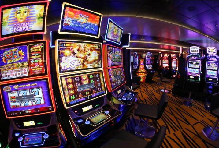 Космические денежные игровые автоматы в Vulkan