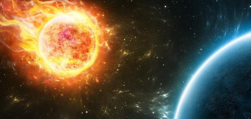 Жизнь на Земле зародилась благодаря метеоритам