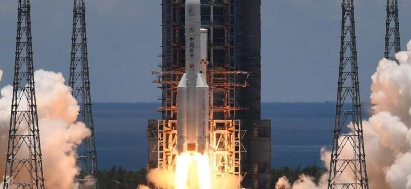 первая марсианская китайская миссия