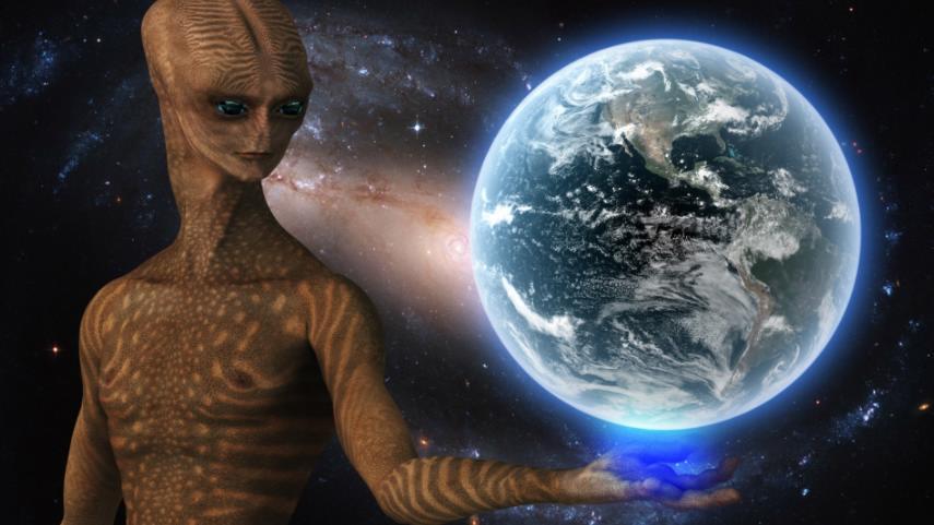 Инопланетный контроль