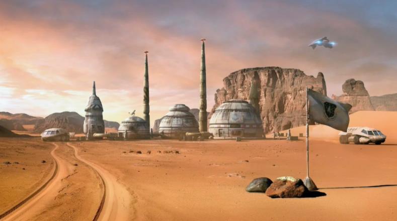 Колонизация ближних планет
