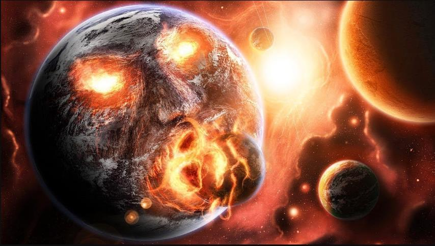 Создание Солнечной системы