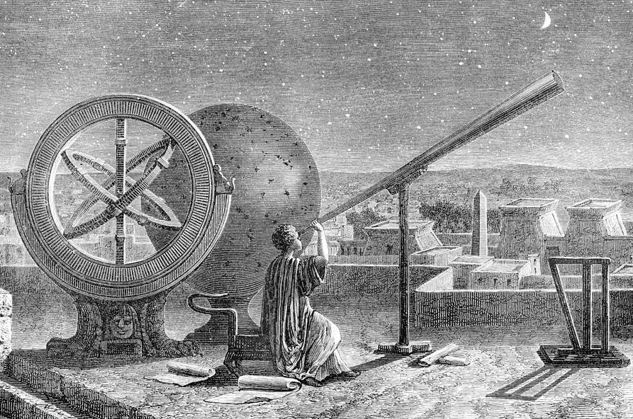 Свидетели технологического развития прошлого